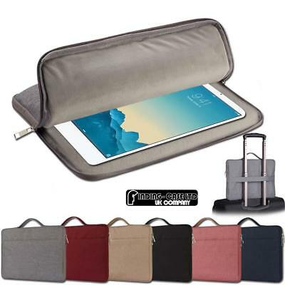 For Various HP Slate/ElitePad Tablet Carrying Laptop Sleeve Pouch Case Bag