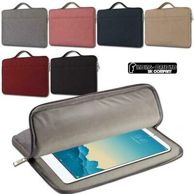"""For Amazon Kindle Fire HD 10"""" Carrying Tablet Laptop Sleeve Pouch Case Bag"""