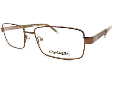 08b587c9628 Harley Davidson + 0.25 To + 3.5 Lunettes de Lecture Bordé Mate Marron Hd470  D96