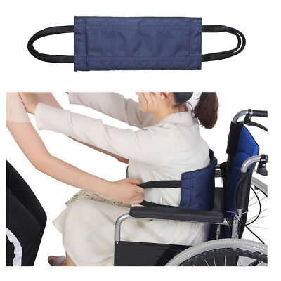 Transfer Belt Sling Patient Lift Board Medical Standing Assist Equipment Turning