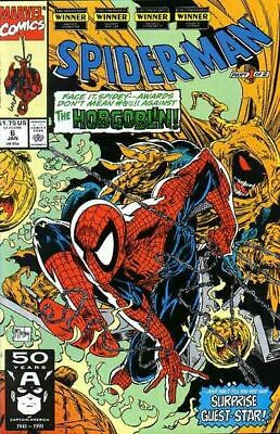 Spiderman issue.6 only.marvel Comics 1990
