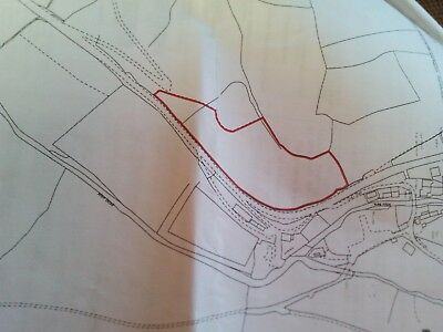 Woodland approx 3.5 acres freehold in West Wales