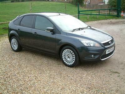 2010/10 FORD FOCUS 1.6 TDCi TITANIUM 1 OWNER £30 ROAD TAX DRIVE AWAY TODAY