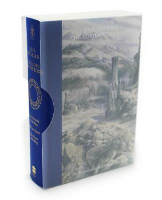 The Lord of the Rings by J. R. R. Tolkien, Alan Lee (illustrator)