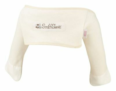 ScratchSleeves | Stay on Scratch mitts | Imperfects | Original Cream | Baby