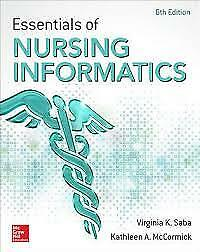 Essentials of Nursing Informatics by McCormick EB00K