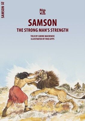 Samson, the Nazarite: A Brief Expository of God's Strong Man