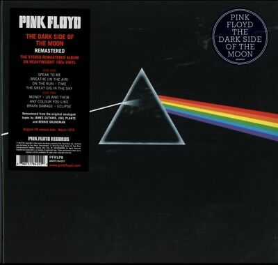 Dark Side Of The Moon (180G) (2016 Versi