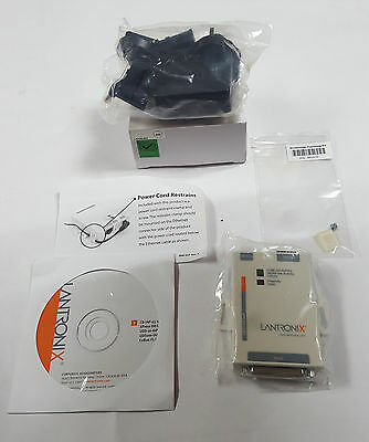 New! Lantronix UDS100-IAP Device Server 080-333-000 (#81 C1Q)