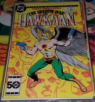 The Shadow War of Hawkman #2 (June 1985, DC)