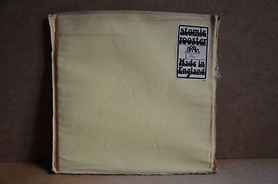 Atomic Rooster - Made In England/German Brain 1011 Original in Stoffhülle