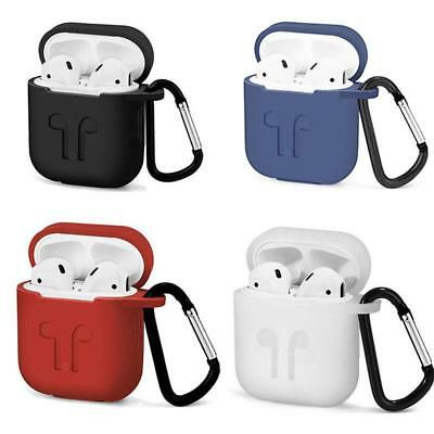 For Apple AirPods Case Silicone Cover Skin AirPod Earphone Charger Cases Protect
