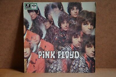 Pink Floyd - The Piper At The Gates Of Dawn/Ger. Original Col.SMC 74321 Red/Gold