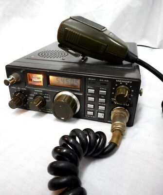 YAESU FT-290R 2m ALL MODE TRANCEIVER with MICROPHONE
