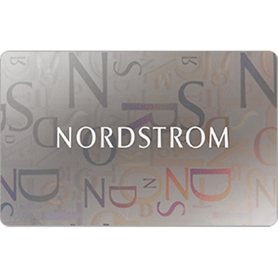Nordstrom Gift Card $100 Value, Only $98.00! Free Shipping!