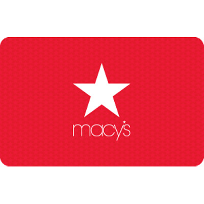 Macys Gift Card $25 Value, Only $24.00! Free Shipping!