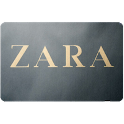Zara Gift Card $25 Value, Only $24.50! Free Shipping!