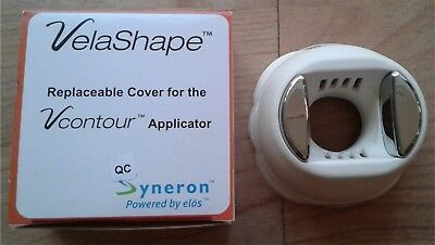 Syneron Vcontour Velashape II Small Applicator Replaceable Cover Tip Cellulite