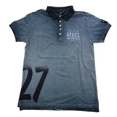 POLO JERSEY COLD DYED ST. 27 bambino/ragazzo BRUMS JBE
