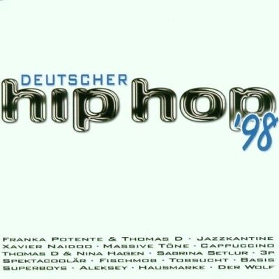 Various - Deutscher Hip Hop'98