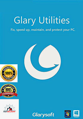 Glary Utilities Pro Lifetime Licence illimite Instant / Delivery/Windows