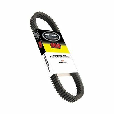 "Carlisle 131-4126U4 Ultimax Pro Drive Belt Replacement - 1 21/64""x42 1/16"""