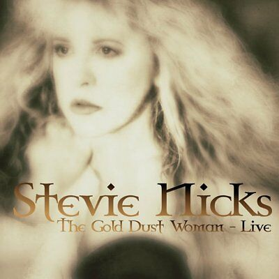 Stevie Nicks - The Gold Dust Woman - Live (2017)  CD  NEW/SEALED  SPEEDYPOST