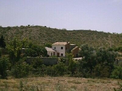 Spanish Country House With Land, Outbuildings, Cave + More And Beautiful Views