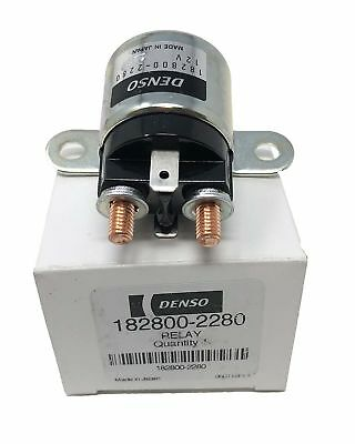 OEM Denso Starter Solenoid Relay Switch Sea Doo 515176011, 710000111, 710000111