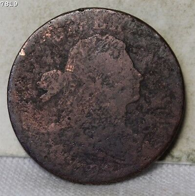 1798 Draped Bust Large Cent *Free S/H After 1st Item*