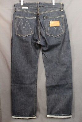Men's Mr. Freedom® CALIFORNIAN Lot No. 54 Blue Jeans Selvedge Made in USA - $249