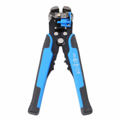 1x Crimper Pliers Cable Cutter Stripping Multifunction Automatic Wire Stripper F