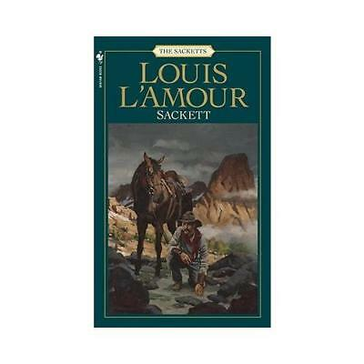 Sackett: The Sacketts by Louis L'Amour (author)