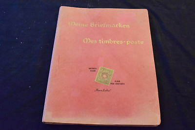Switzerland 19th Century Onwards in Printed Album, 99p Start, All Pictured