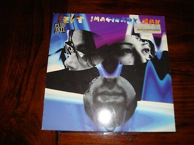 Izit  Imaginary Man 1995  LP sehr gut