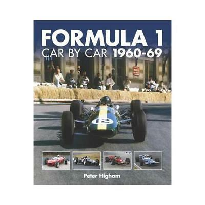 Formula 1 Car by Car by Peter Higham (author)
