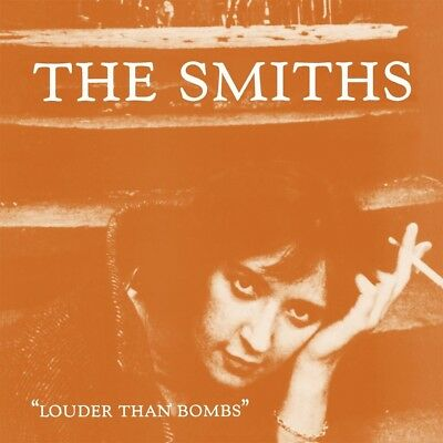 """The Smiths """"louder Than Bombs"""" 2 Vinyl Lp New!"""
