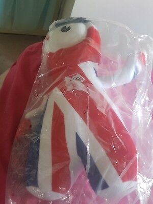 wenlock olympic bear london 2012 special edition