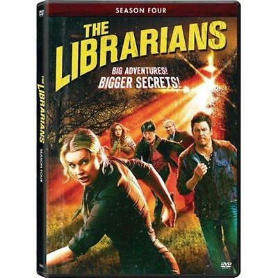 THE LIBRARIANS Complete Seasons 1-4 DVD set 1 2 3 4 NEW