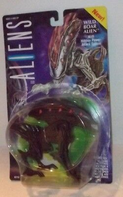 """LOT ALIENS Kenner Figures rarer last series MOSC WILD BOAR BRAND NEW but """"LOOSE"""""""