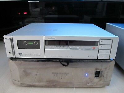 AKAI GX-F 71 , 3 Head Cassette Deck , Serviced , Perfect working conditions