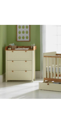 JOB LOT 375 x BABYSTART SOLID PINE NURSERY COT CHANGER TOP FOR CHEST OF DRAWERS