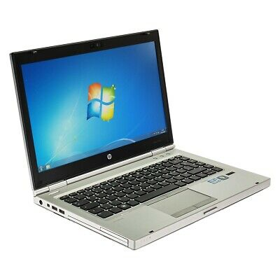 Hp Computer Portatile Notebook Elitebook 8470p i7 2,9 Ghz 14 Pollici 320 Gb