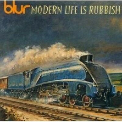 "Blur ""modern Life Is Rubbish (Special Edition)"" 2 Vinyl Lp New!"