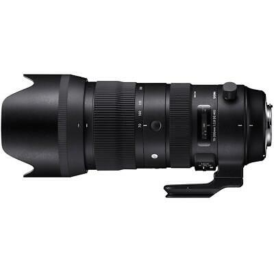 Sigma 70-200mm f/2.8 DG OS HSM Sports Telephoto Zoom Lens for Canon EOS #590954