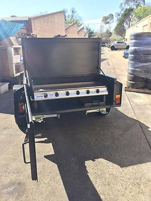 BBQ Trailer (made to order)