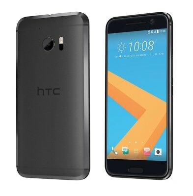 HTC 10 in Carbon Grey Handy Dummy Attrappe  Requisit, Deko, Werbung, Ausstellung
