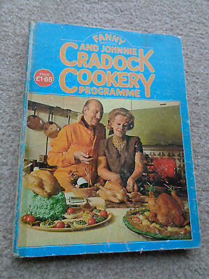 Fanny and Johnnie Cradock Cookery Programme Cook Book
