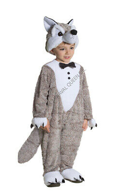 CARNAVAL QUEEN 5618012 costume Lupetto baby 1/2