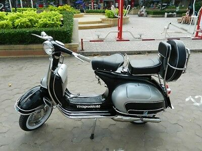 """1965 Vespa VBB 150 Fully Restored free FREE SHIPPING with """"BUY IT NOW"""""""